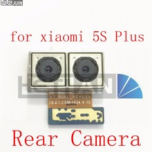 1pcs Original New Genuine QC Tested for Xiaomi Mi5S Plus Rear Back Main Camera Module Flex Cable Ribbon Replacement Parts(China)