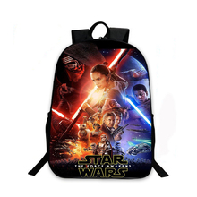 Fashion Star Wars Backpack For Teenagers Girls Boys School Backpacks Children School Bags Jedi Sith Daypack Women Star Wars Bag
