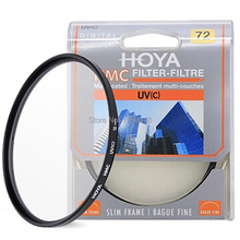 72mm Hoya HMC UV (C) Slim Digital SLR Lens Filter As Kenko B+W
