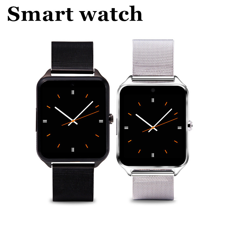 Z60 Bluetooth Smart Watch Android Support SIM TF C...