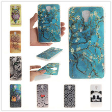 Luxury Paint Soft TPU IMD Silicone Phone Cover For LG X Screen View K500ds K500n K500 Back Skin Cover Cell Phone Case