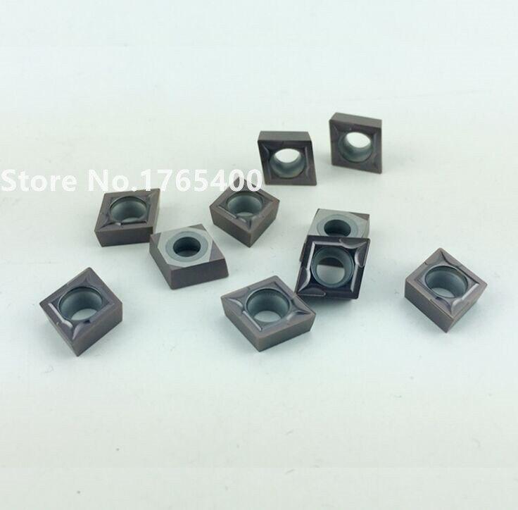 10pcs Carbide Insert  CCMT120408 CNC Milling carbide inserts<br>