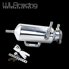 WLRING STORE- New Aluminum Breather catch tank Overflow Tank Type for Track or Drift Car For Honda Toyota BMW Nissan WLR-TK03