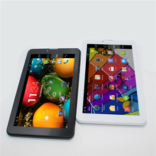 Cheapest GSM 2G phone call tablet pc 7 inch MTK8312 Dual core Bluetooth Wifi 3000mAh Android 4.2 4GB Dual sim card slot GPS