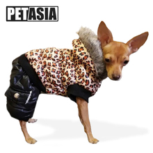 2017 Newest Fashion Pet Dog best Winter Coat Clothesfor Pet dog Super Warm S M L XL Small Big dog Clothes Chihuahua(China)