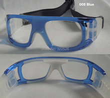 wholesale quality tennis soccer volleyball football Basketball sports goggle glasses frame;protective goggle(China)