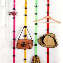 1PC New Portable Room Cap Rack18-Baseball Cap Hat Holder Rack Organizer Storage Door Closet Hanger