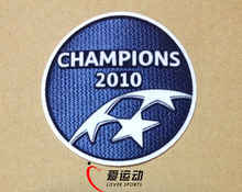 10-11 INTER UCL game patch 2010 inter milan champion patch soccer badge free shipping(China)