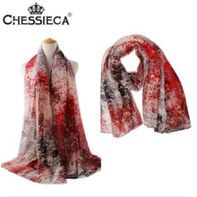 5 Color Winter Oversize Starry Print New Design Blanket Adult Women Acrylic Wrap Voile Silk Scarf Shawl Pashmina Autumn 95x185cm