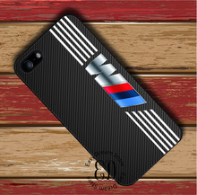 New For BMW M Series M3 M5 case for iphone X 4 5 5s SE 5c 6 6s 7 8 plus Samsung s3 s4 s5 mini s6 s7 s8 edge plus Note 3 4 5 8(China)