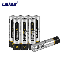 8pcs/lot Leise AAA 1.2V 1000mAh NI-MH Rechargeable Battery aaa Batteria Rechargeable NIMH Batteries With Low Consumption(China)
