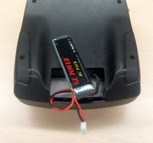 Hubsan H501A H501S H502S controller battery which can last 2-3h, working longer FPV2 Battery H90A BATTERY(China)