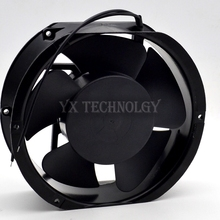 SZYTF New cabinets dedicated cooling fans AFB175122H 220V large air flow axial fans 172*150*51mm(China)