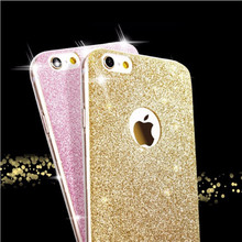Buy Glitter Bling Case Coque iPhone 6S Case Silicone Luxury Ultra Thin Crystal Soft Gel TPU Case iPhone 5S 6 6S Plus 7 Plus for $1.59 in AliExpress store