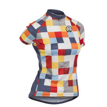 2016 Women's Club cycling Jerseys riding bike clothing MTB road bicycle wear short sleeve ropa ciclismo maillot