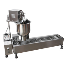 MARCHEF Mini Automatic Donut Fryer Machine_Mini Donut Machine_ Donut Making Machines(China)