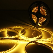 Waterproof/Non Waterproof Warm/Pure White Light 48W 5M 2835 SMD 600 LED Strip Light 12V DC Tape 3000-4200LM