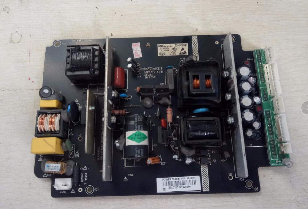 MP116-CH1 Good Working Tested <br>