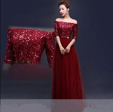 Free shipping Wine red Prom Party gowns Long Evening dresses Robe de soiree  vestido de casamento longo com TK495 ced7963313d7