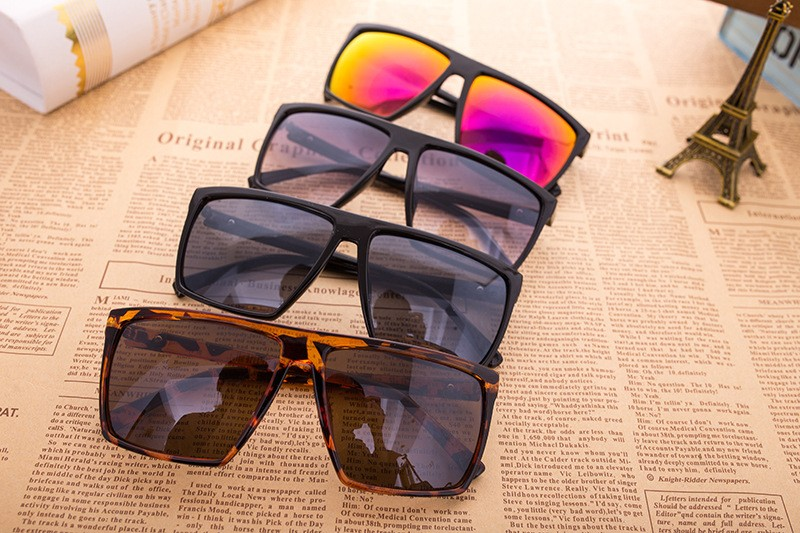Pro Acme Square Sunglasses Men Brand Designer Mirror Photochromic Oversized Sunglasses Male Sun glasses for Man CC0039 22