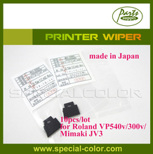10pcs/lot [Made in Japan] Mimaki JV3 Printer Wiper for Roland VP540v/300v DX4 Solvent Clean Wipper(China)