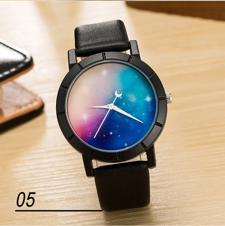 Shinning Starry Sky Fashion Watch For Her 05