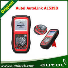 Auto Code Reader & Electrical and Battery Test Tester Autel AutoLink AL539B free update online one year with multi-language