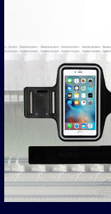CAFELE Sport Armband Hand Bag Case For iPhone X 7 6 Cloth Gym Running Pouch Bag