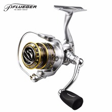 Original Pflueger Supreme Spinning Fishing Reel 2500 3000 Front-Drag Fishing Reels 8+1BB with Magnesium Body and Rotor(China)