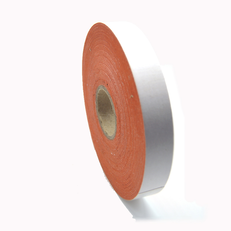 2.5CM*15M Roll Orange Felt Tape For Squeegee With Self Adhensive Glue Replacement Suede Felt Edge Car Wrap Tools<br>