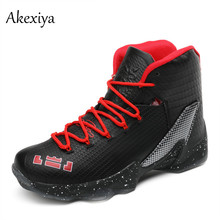 Akexiya Male Running Shoes Brand Sports Athletic Shoes Men Wear Breathable High Boots Sneakers zapatillas deporte mujer