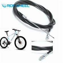 ROSWHEEL Universal MTB Cycling Bicycle Bike Brake Cable Line Inner Wire Core 170cm bicycle accessories + Housing
