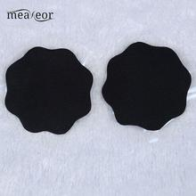 Buy Meaneot Nipple Cover Pasties Chest Paste Sexy Silicone Inserts Breast Pads Sponge Women Self Adhesive Push Bra Accessories