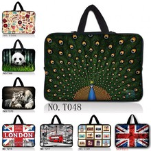 "17"" Laptop Handle Sleeve Bag Case For Apple MacBook Pro ThinkPad W700 /Alienware M17x DELL Vostro(China)"