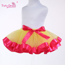 Baby Girl Skirt Lovely Fluffy Soft Tulle Girls Tutu Skirt  Princess Party Ballet Dance Wear Pettiskirt