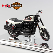 1:18 scale maisto kids Harley Davidson Harrley 2011 XR1200X diecast motorcycle Cruiser Sport Bike Race cars gift toys collection