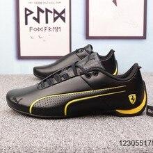 89ec17471ec8 2019 New Arrival Puma Men s Badminton Creeper Tazon 6 FM Cross-Trainer Shoe  Lace-up Sneakers Pro Sport Shoes 39-45