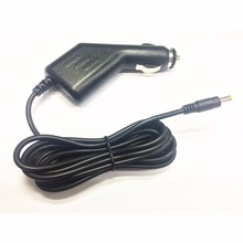9V 2A DC Car Power Charger Adapter with 4.0mm Cord Plug For Portable DVD Player