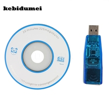 kebidumei New Arrival USB Ethernet Adapter to RJ45 Lan Network card USB Network Adapter Lan RJ45 Card 5mbps Ethernet Store(China)