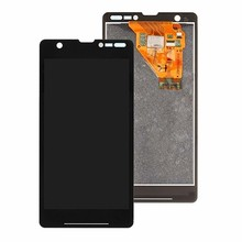 New LCD Display With Touch Screen Digitizer For Sony Ericsson Xperia M36H ZR C5502 C5503 free shipping(China)
