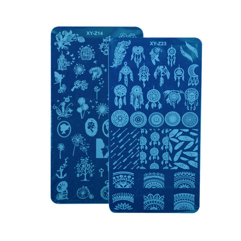 nail stamping plates-1