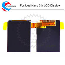 1pc free shipping brand new internal inner LCD display screen repair replacement for ipod nano 3th gen 4gb 8gb(China)