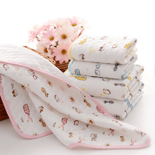 Baby Bamboo Changing Pads 3 Sizes Newborn Baby Portable Reusable Changing Pad Infant Bedding Waterproof Changing Mat Play Mat