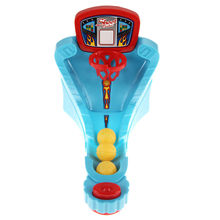 Mini Basketball Shooting Machine One Or More Players Game Toy Children Kids Basketball Game Training Toy for Boys K5BO
