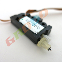 NEW 1-3V DC gear motor (with reduction gear set / black) DIY motor reducer gearbox motors Micro Gear robot toy car model making