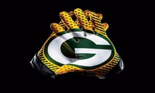 Green Bay Packers Sport Team Products Gloves 3x5 ft flag 100D Polyester flag 90x150cm(China)