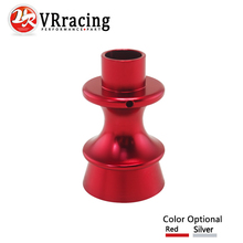 VR RACING - Car Styling Gear Shift Knob Reverse Lifter Up For Subaru BRZ Toyota FT86 GT86 SILVER ,RED VR-SKA92