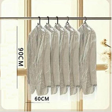 Free Shipping 10PCS/Lot Home Dress Clothes Garment Suit Cover Case  Dustproof Storage Bags Protector