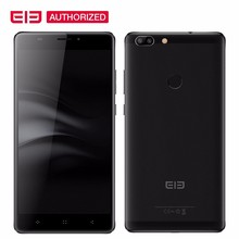 Original Elephone C1 Max 4G 6.0'' Android 7.0 Cellphone MTK6737 Quad Core Smartphone 5.0MP+13.0MP+5.0MP 2800mAh 1280 x 720 Phone(China)