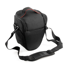 High Quality With Logo Camera Bag Waterproof Camera Bag Case For nikon D40 D40X D60 D80 D90 D3000 D3100 D3200 D5000 D5100 D5200(China)